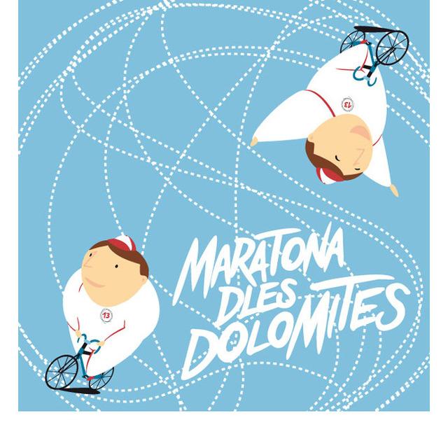 Maratona dles Dolomites 2013  macro
