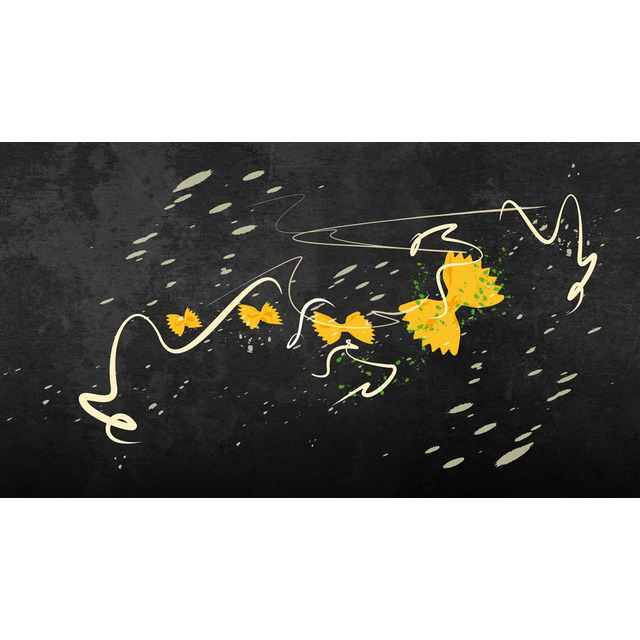 pasta farfalle