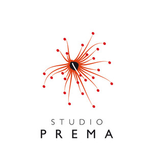 LOGO studio PREMA, Illustration, Graphic design