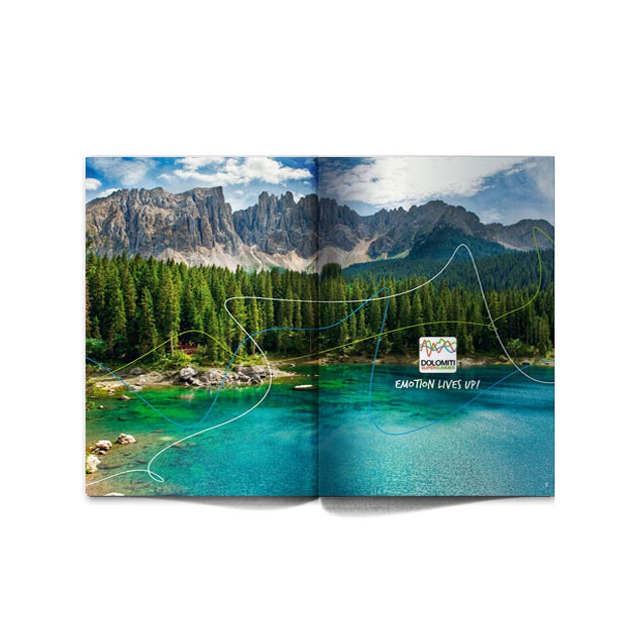 Dolomiti Super Summer Pocket Guide 2012 Lago di Carezza