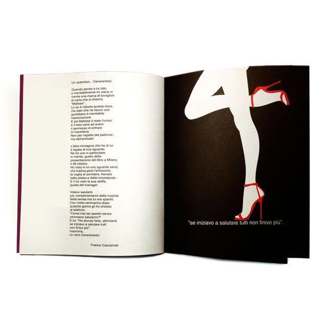 Book Raf . 40 anni di un Alajmo  cenerentolo