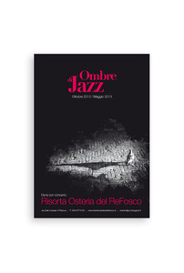 flyer front Ombre di Jazz 2012/13